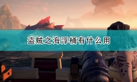 《盗贼之海》浮桶作用及拿取心得分享