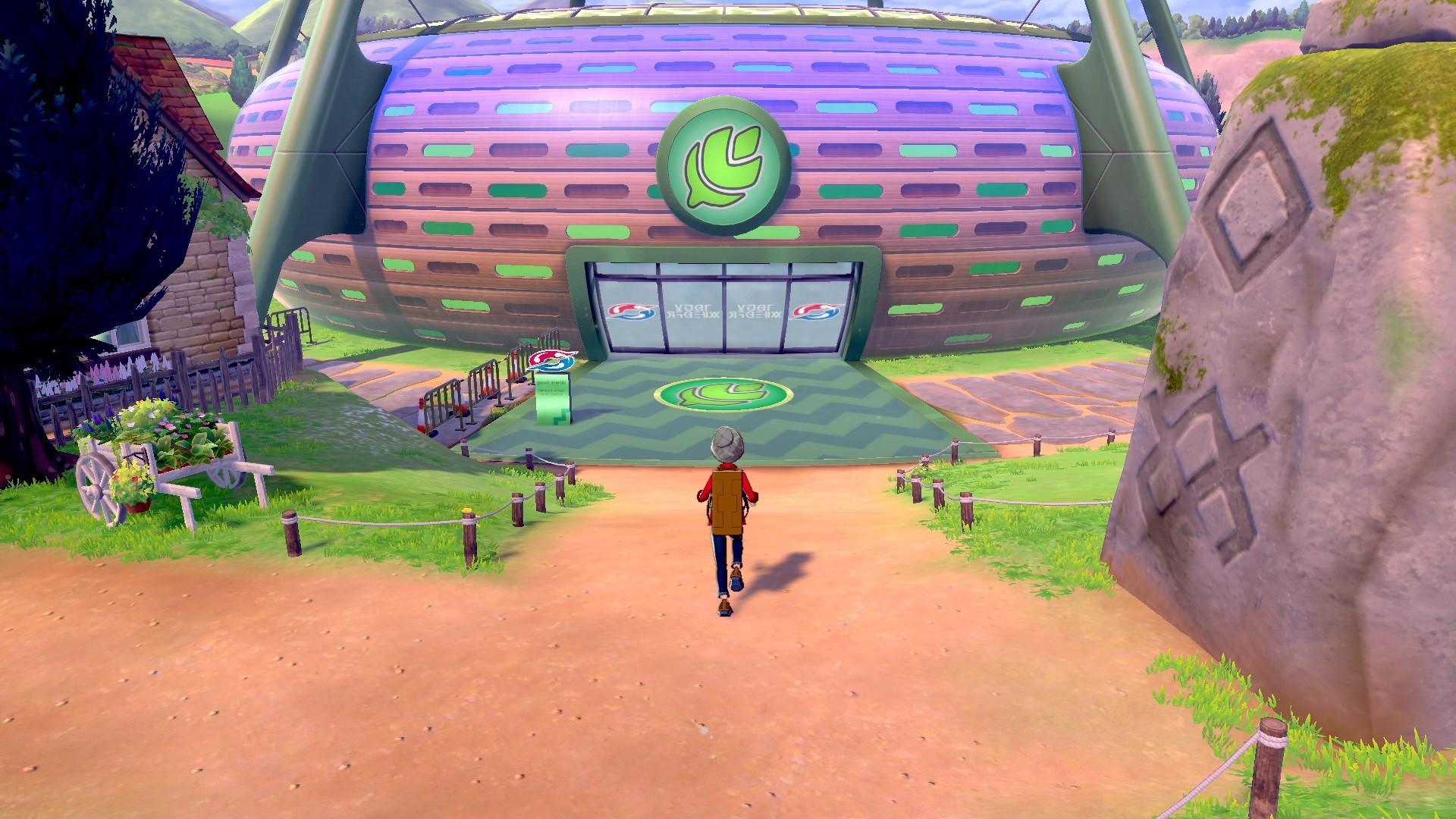 口袋妖怪剑盾/宝可梦剑盾 /Pokemon Sword/Shield(更新集成铠岛.雪原DLC)