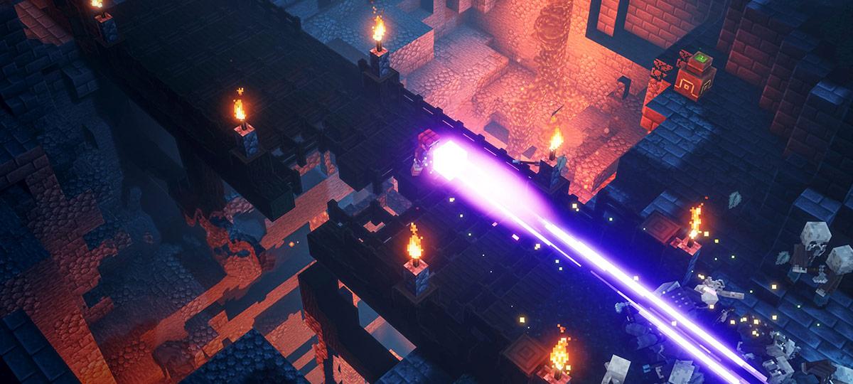 我的世界地下城/Minecraft: Dungeons(新DLC回荡虚空+V1.9.1.0-全DLC+中文语音)