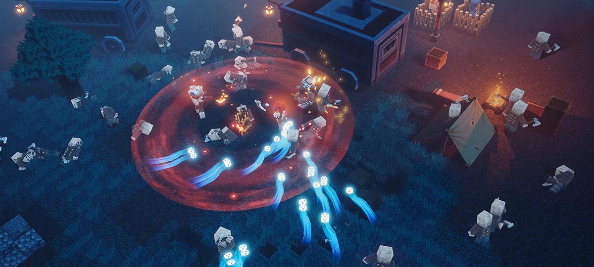 我的世界地下城/Minecraft: Dungeons(V1.9.1.0+全DLC+中文语音)
