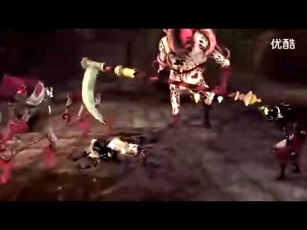 《爱丽丝:疯狂回归》实际战斗演示-游戏预告片-《爱丽丝:疯狂回归》实际战斗演示-游戏预告片
