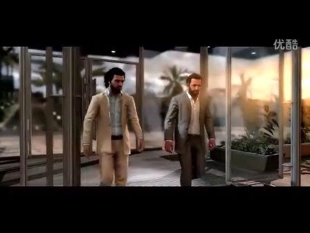 《马克思佩恩3》首部游戏预告-《马克思佩恩3》首部游戏预告