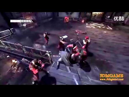《蝙蝠侠:阿卡姆之城》E3 2012 DLC:哈莉奎因的复仇评测-《蝙蝠侠:阿卡姆之城》E3 2012 DLC:哈莉奎因的复仇评测