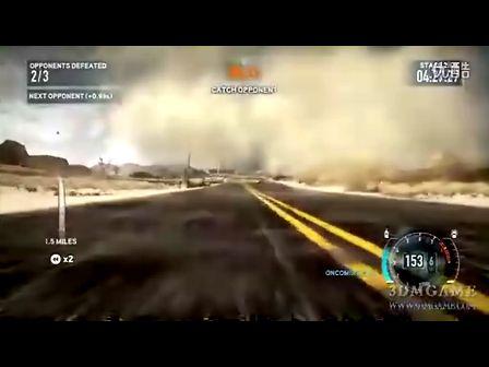 《极品飞车16:亡命天涯》试玩评测-《极品飞车16:亡命天涯》试玩评测