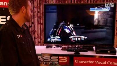 《质量效应3》声控演示-《质量效应3》声控演示