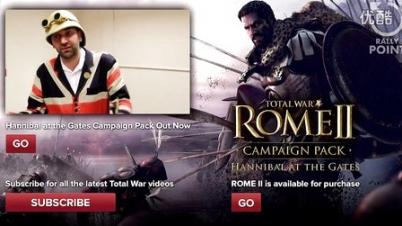 《罗马2:全面战争》新DLC添加新派系新战役-《罗马2:全面战争》新DLC添加新派系新战役