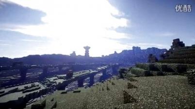 废土首都好美!《我的世界》惊现《辐射3》世界-废土首都好美!《我的世界》惊现《辐射3》世界