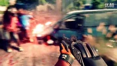 《死亡岛2》阳光和屠杀预告片-《死亡岛2》阳光和屠杀预告片