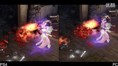 3DMGAME_《暗黑破坏神3》PS4、PC、Xbox对比视频-PS4对比PC