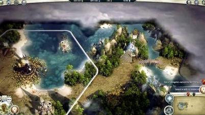 《奇迹时代3》黄金国度DLC 美人鱼参战-《奇迹时代3》黄金国度DLC 美人鱼参战