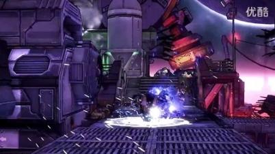 《无主之地2:前传》新预告片-《无主之地2:前传》新预告片