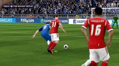 《FIFA 14》bug视频-《FIFA 14》bug视频