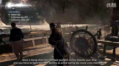 《刺客信条:叛变》实际游戏视频-《刺客信条:叛变》实际游戏视频