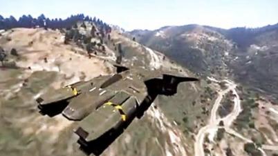 《武装突袭3》MOD演示视频2-《武装突袭3》MOD演示视频2