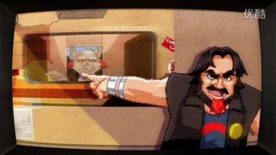 16bit游戏《死亡岛:原始复仇》预告片-16bit游戏《死亡岛:原始复仇》预告片