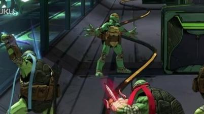 《忍者神龟:曼哈顿突变》米开朗基罗预告-《忍者神龟:曼哈顿突变》米开朗基罗预告