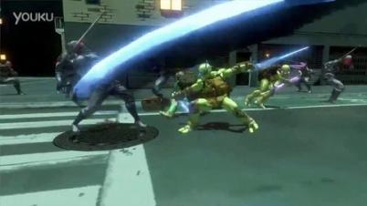 《忍者神龟:曼哈顿突变》莱昂纳多预告-《忍者神龟:曼哈顿突变》莱昂纳多预告