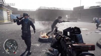 国土防线2:革命-NPC自焚BUG-国土防线2:革命-NPC自焚BUG