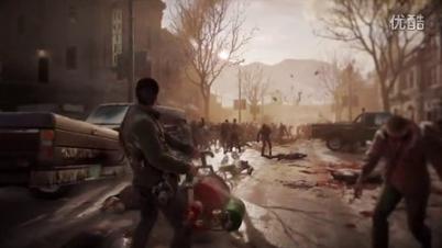 《丧尸围城4》E3 2016预告片-《丧尸围城4》E3 2016预告片