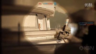 《星球大战:前线》最新DLC贝斯坪演示-《星球大战:前线》最新DLC贝斯坪演示