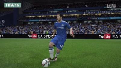 《FIFA 16》vs《FIFA 17》画面对比-《FIFA 16》vs《FIFA 17》画面对比