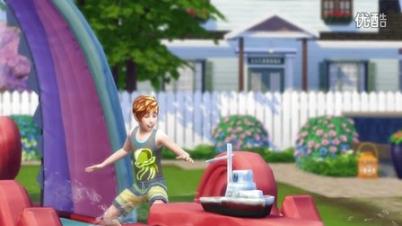 《模拟人生4 休闲后院組合》:sims4 新资料片 官方宣-《模拟人生4 休闲后院組合》:sims4 新资料片 官方宣传片