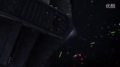 《星球大战:前线》死星预告片-《星球大战:前线》死星预告片