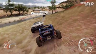 《极限竞速:地平线3》新演示-《极限竞速:地平线3》新演示