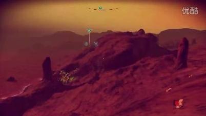 玩家步行丈量《无人深空》星球-玩家步行丈量《无人深空》星球