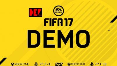 【DEV】FIFA17 DEMO 试玩实况-【DEV】【足球赛高】FIFA17 DEMO 试玩实况