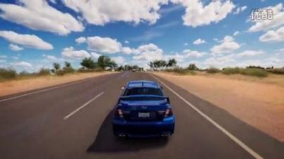 极限竞速:地平线3最高画质4K视频-极限竞速:地平线3最高画质4K视频