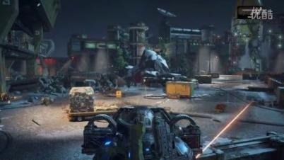 《战争机器4》实机演示-《战争机器4》实机演示