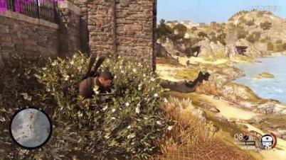 《狙击精英4》4K全特效在GTX1080下测试效果-《狙击精英4》4K全特效在GTX1080下测试效果