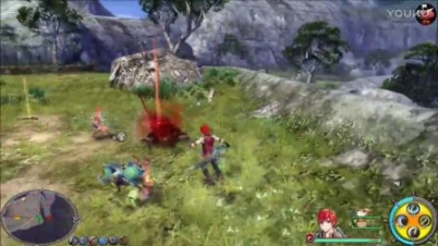 《伊苏8》PS4版新演示-《伊苏8》PS4版新演示