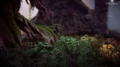 《地平线:黎明时分》4K演示 美得窒息-《地平线:黎明时分》4K演示 美得窒息