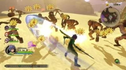 《勇者斗恶龙:英雄2》新演示-《勇者斗恶龙:英雄2》新演示