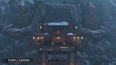 《荣耀战魂》第二赛季Temple Garden地图预览-《荣耀战魂》第二赛季Temple Garden地图预览