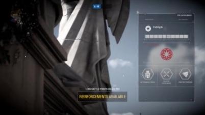 《星球大战:前线2》游戏实机演示-《星球大战:前线2》游戏实机演示