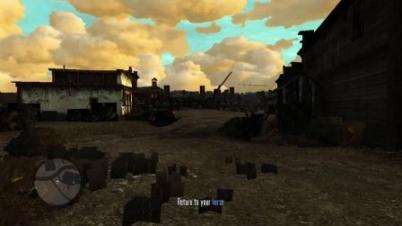《荒野大镖客》PS3模拟器效果-《荒野大镖客》PS3模拟器效果