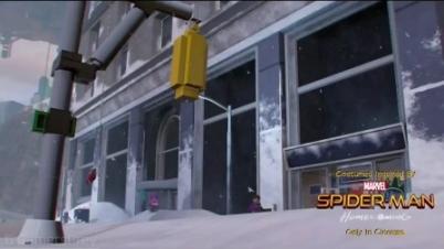 《乐高漫威超级英雄2》蜘蛛侠登场预告片-《乐高漫威超级英雄2》蜘蛛侠登场预告片